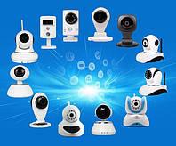 IP Камеры WIFI