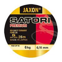 Леска Jaxon Satori Premium 25m