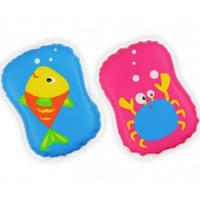 """Игрушка для купания """"Baby mix"""" поплавки с пищалкой Рыбка и Краб GS-200F-C"""