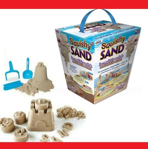 Squishy Sand Кинетический Песок