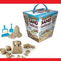Squishy Sand Кинетический Песок , фото 1