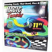 Детская дорога Magic Tracks 220 деталей, Высокое качество