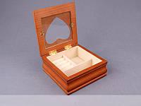 Шкатулка для украшений Lefard Сердце 14 см 186-115, фото 1