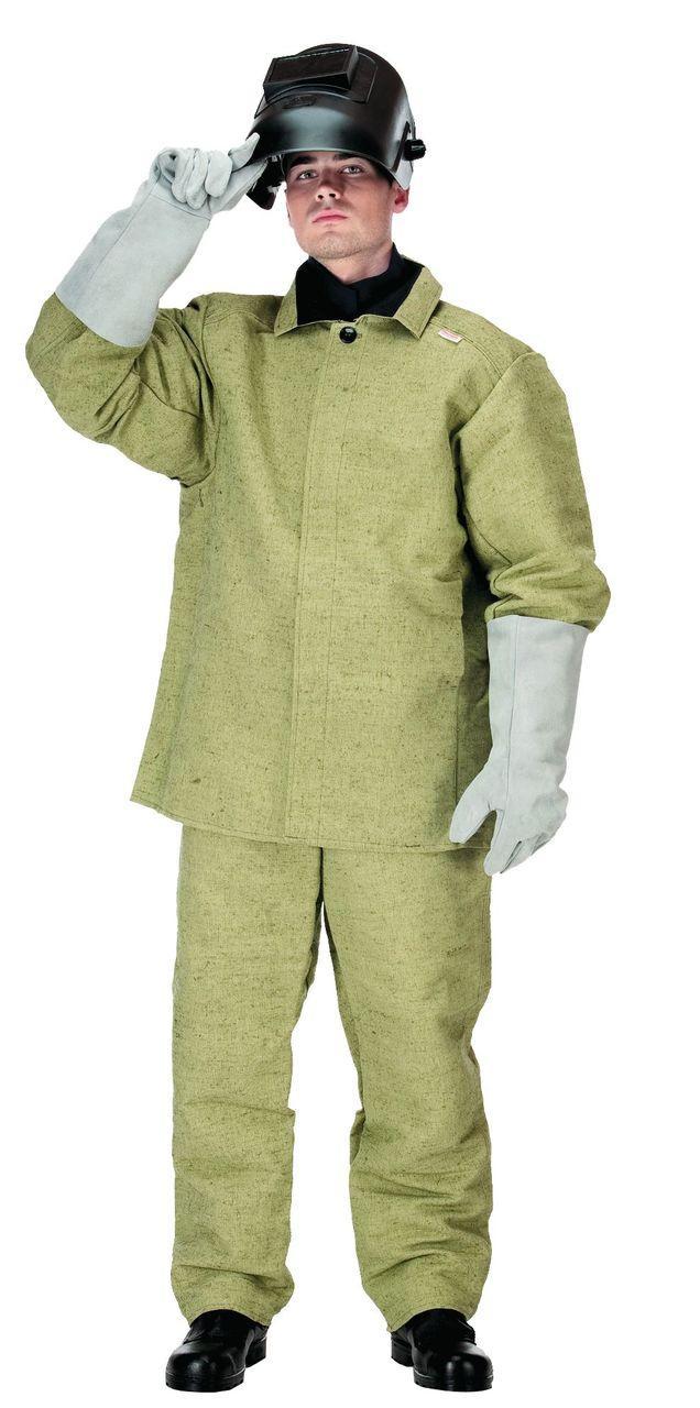 Пошив костюмов сварщика брезентовых
