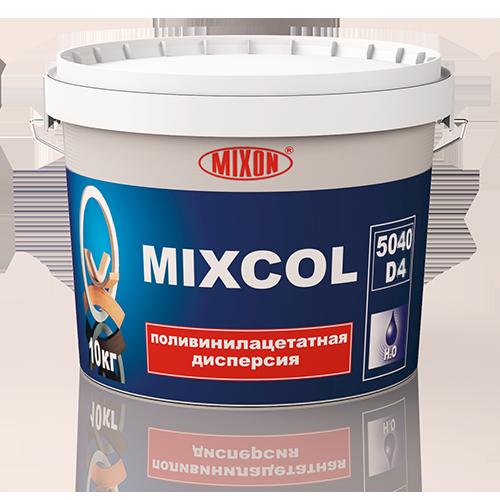Двухкомпонентный клей для дерева MIXCOL 5040 D4 10кг