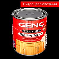 Нитро-целлюлозный грунт белый BN100. 3 кг