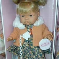 Детская кукла Лоренс(Испания),красная шапочка
