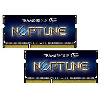 Модуль памяти SO-DIMM 2x4GB/2133 1,35V DDR3L Team Neptune (TND3L8G2133HC11DC-S01)