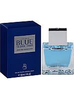 Мужская туалетная вода Antonio Banderas Blue Seduction 30 мл ОРИГИНАЛ (Антонио Бандерас Блу Седакшн)