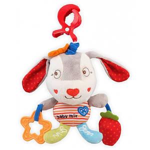 Плюшевая игрушка Baby Mix P/1126-EU00 Кролик