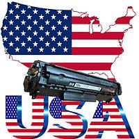 Картридж лазерный оригинальный из USA HP Q2612A
