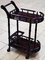 Столик кофейный на колесиках 15.01.31