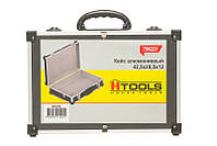 Ящик-кейс для инстр. алюмин. (425*285*12 мм)