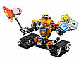 Конструктор лего нексо Bela Nexo Knights 10703 «Бур-машина Акселя», 405 деталей, фото 6