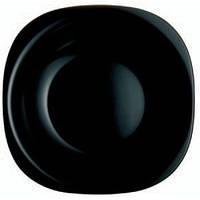 Тарелка десертная 190мм Carine D2372 Luminarc черная