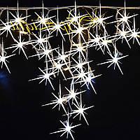 НОВИНКА! Бахрома внешняя 5*0.7м 160LED Мерцают все светодиоды ОПТОМ