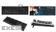 Клавиатура 2E Ares KG 110 USB Black (2E-KG110UB)