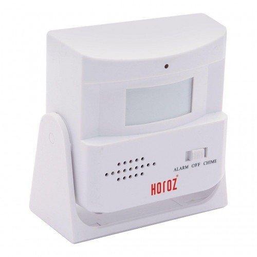 Звонок беспроводной с датчиком движения HELIX Horoz Electric HL 454