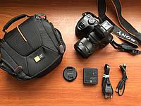 Фотоапарат Sony Alpha 3000K 18-55mm, фото 1