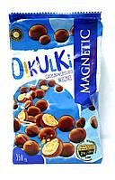 Печенье в молочном шоколаде Magnetic O!Kulki, 350гр (Польша)