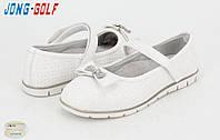 """Туфли """"Jong Golf"""" №C 2362-7 (р.32-37).Оптом."""