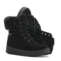 Зимние польские ботинки из качественного материала размеры 36,39,40 (маломерки)
