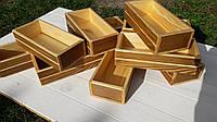 Деревянная коробочка подставка, фото 1