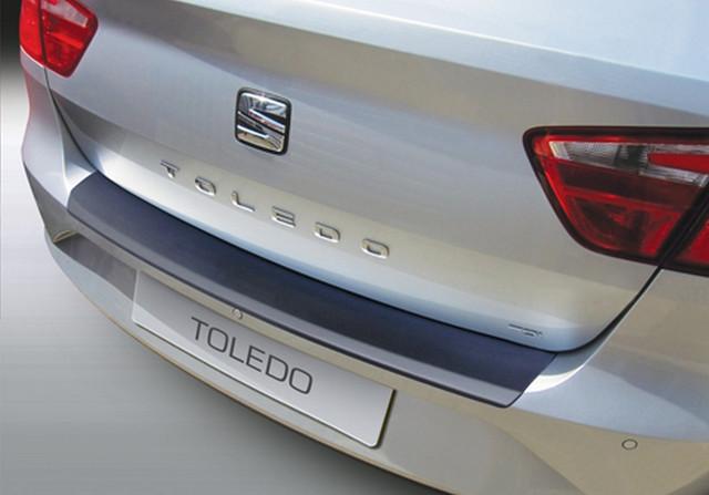 RBP590 Rear bumper protector Seat Toledo 2013>