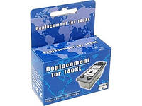 Картридж MicroJet для HP 140XL CB336HE Black HC-F37L