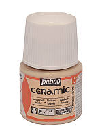 Краска для стекла и керамики Pebeo Ceramic 45мл №032 Античный белый
