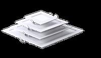 Даунлайт светодиодный 6W 4100K квадрат LED Original