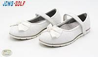 """Туфли """"Jong Golf"""" №C 2369-7 (р.32-37).Оптом."""