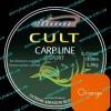 Леска Climax CULT Carp LINE Z-Sport 0.22мм 4.4кг 1300м оранжевая (25151)