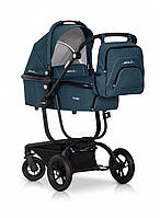 Детская универсальная  коляска  2 в 1  EasyGo Soul 2 в 1 adriatic