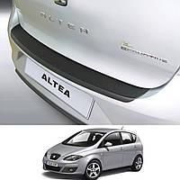 Накладка заднего бампера Seat Altea 2009-2015