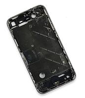Средняя часть корпуса корпуса для iPhone 4, пустая