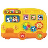 Игрушка Baby Mix PL-405552 Автобус