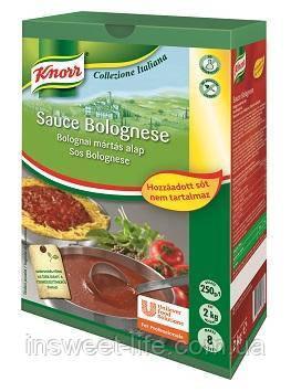 Соус Bolognese  Knorr 2 кг/ упаковка