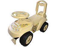 Машинка для катания музыкальная Миньон (01311741М)