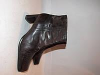 LUIGI CAPRINI _Португалия _ кожа _качественные ботинки _5р_ст.25см Н70