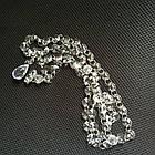 Акриловые кристаллы на кольцах для декора с грушей, фото 3