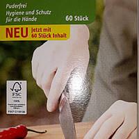 Denkmit Profissimo Одноразовые перчатки из латекса(60 шт.)Германия