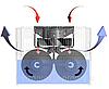 Мойка увлажнитель- очиститель воздуха Venta LW 15, фото 4
