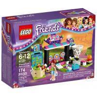 Конструктор LEGO Friends Парк развлечений Игровые автоматы (41127)