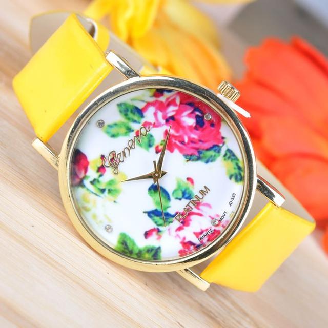 Заказать женские часы Geneva