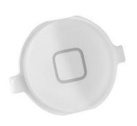 Накладка для кнопку Home для iPhone 4, белая