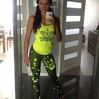 36df67f1be1b Спортивные женские легинсы Paulo Connerti (original), леггинсы для бега,  лосины для йоги