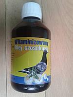 Масло чесночное для голубей с витаминами