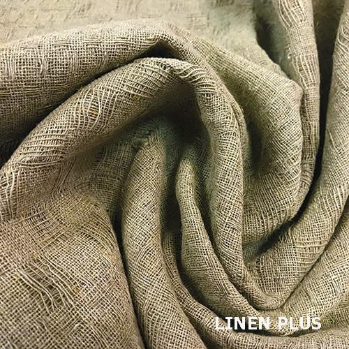 Ткань льняная ткань 100% ш. 150 пл. 215