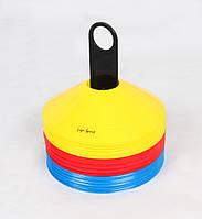 Фишка-тарелка LIGA SPORT (пластик, d-20см,) (шт.)